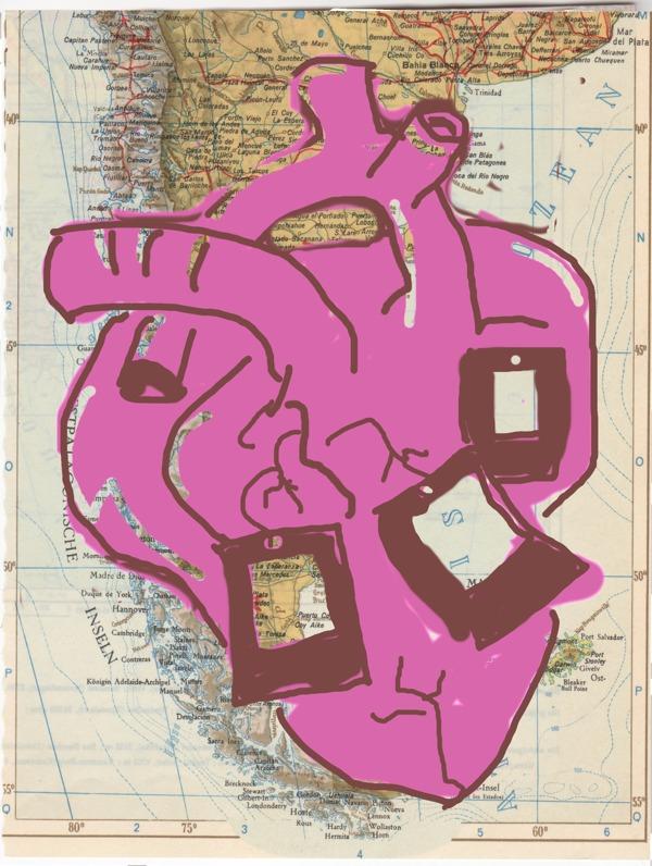 Vagabond Heart: Skizze