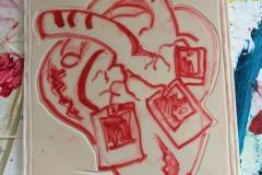 Vagabond Heart: Vorzeichnung