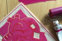 Vagabond Heart: Material